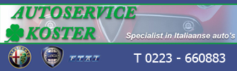 autoservice koster